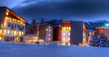 Hotel Euphoria Club borovec zima