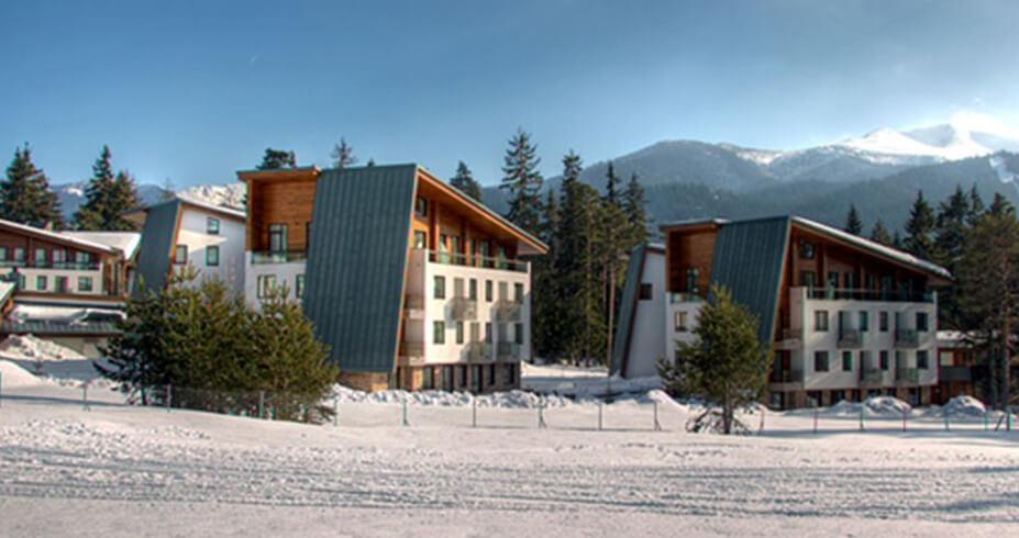 Hotel Euphoria Club borovec zimovanje