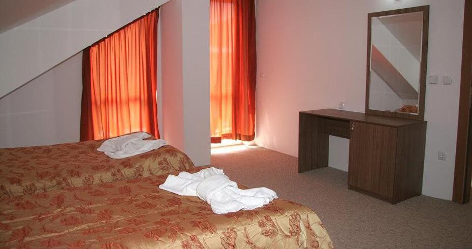 Hotel Iglika Palace borovec bugarska sobe