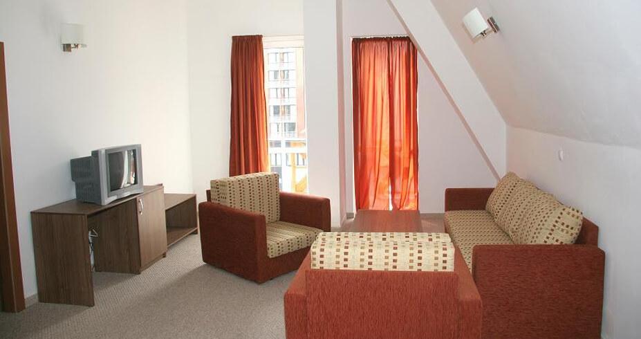 Hotel Iglika Palace borovec bugarska zima
