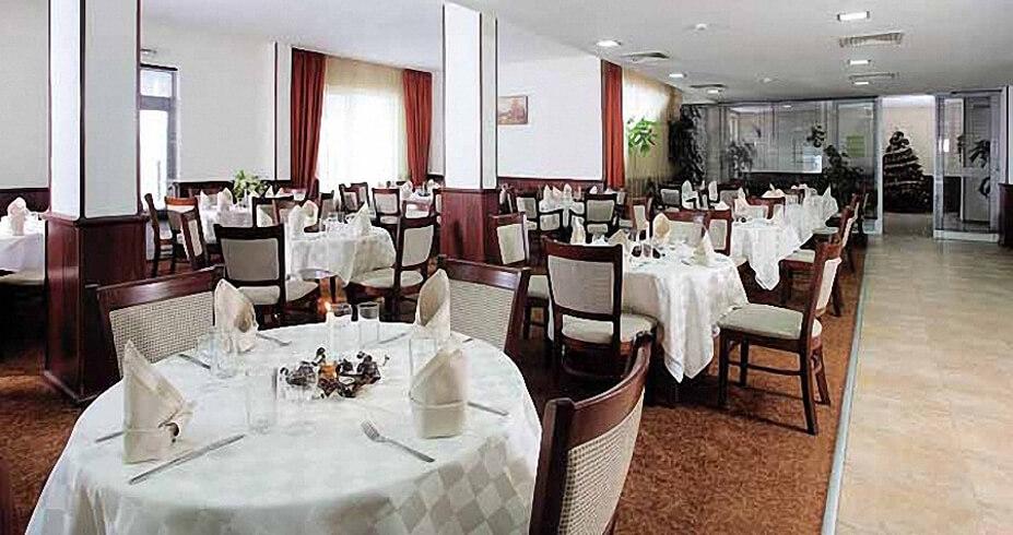 Hotel Iglika Palace borovec bugarska zimovanje restoran