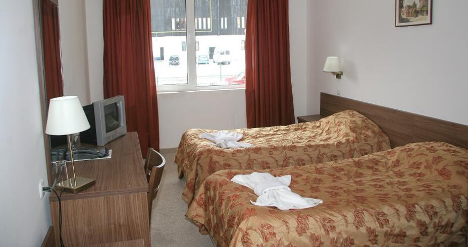 Hotel Iglika Palace borovec bugarska zimovanje sobe