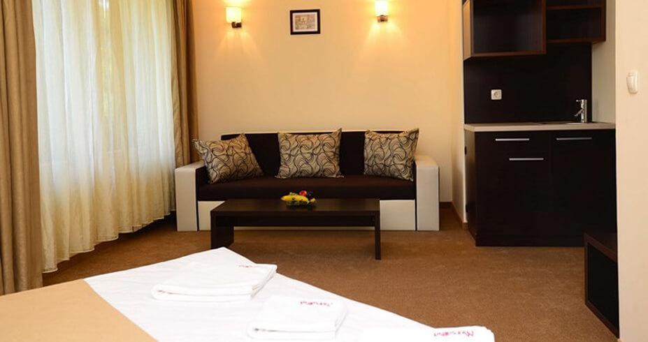 Hotel Mursalitsa Pamporovo bugarska studio