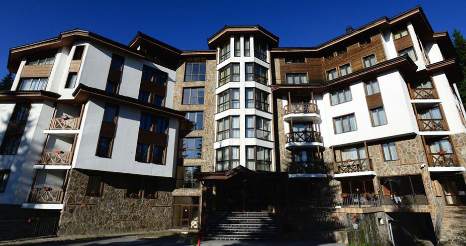 Hotel Mursalitsa Pamporovo skijanje bugarska