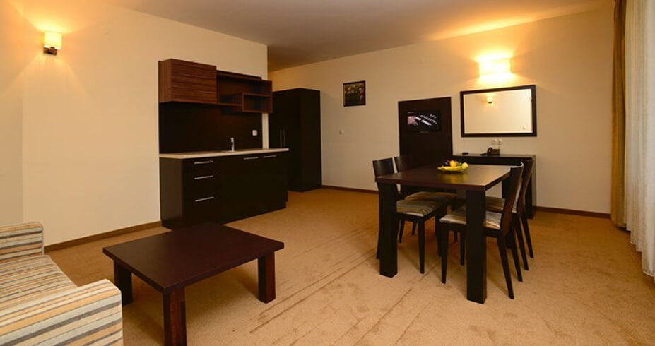 Hotel Mursalitsa Pamporovo zimovanje bugarska apartmani
