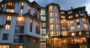 Hotel Mursalitsa Pamporovo zimovanje bugarska ski