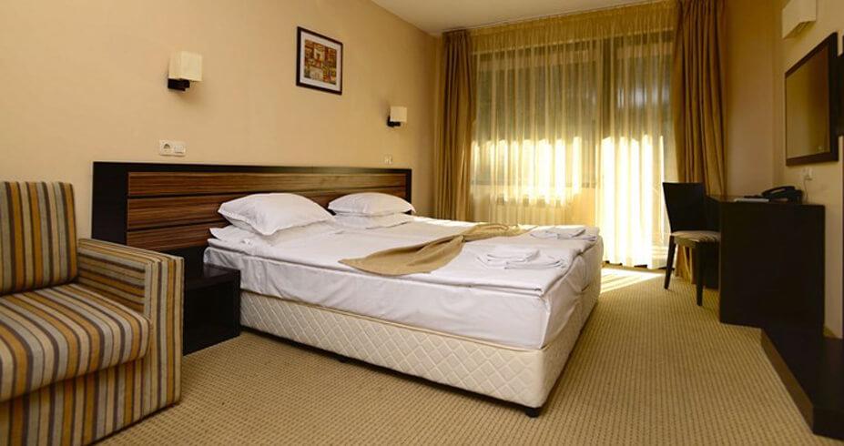 Hotel Mursalitsa Pamporovo zimovanje soba