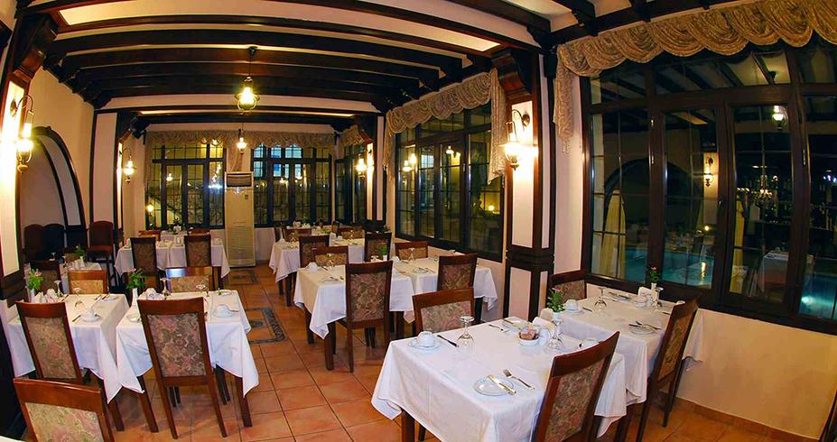 Bellapais Monastery restoran