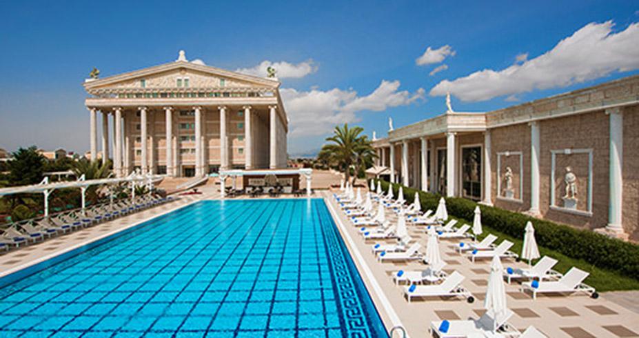 Kaya Artemis Resort Casino kipar hotel