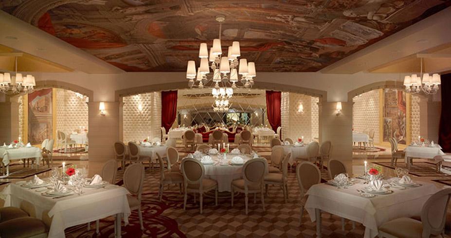 Kaya Artemis Resort Casino kipar sirius restoran