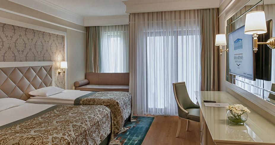 Kaya Artemis Resort Casino kipar standard soba