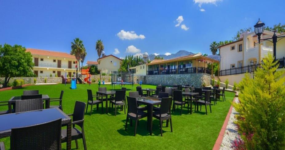 Riverside Garden Resort kirenija basta