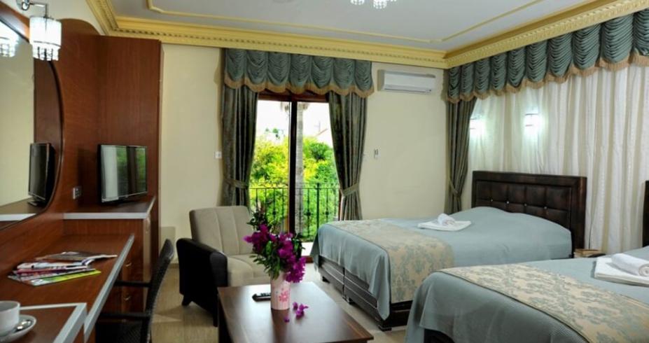 Riverside Garden Resort kirenija sobe