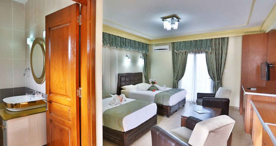 Riverside Garden Resort premium soba