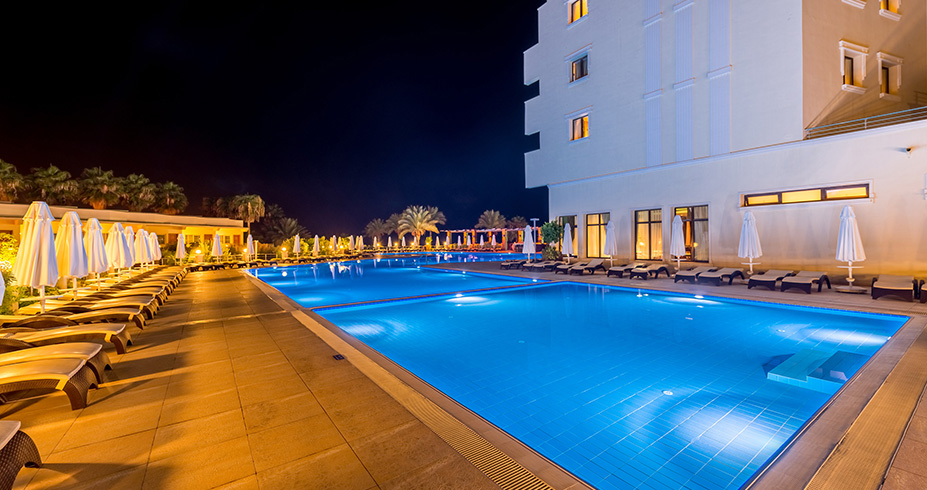 Vuni Palace Hotel Casino bazen