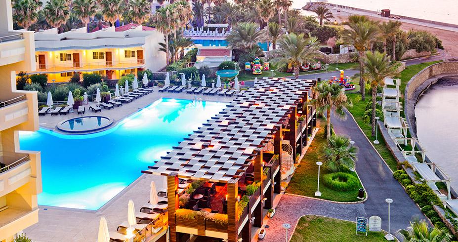 Vuni Palace Hotel Casino kipar hotel