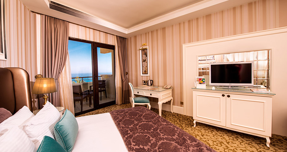 Vuni Palace Hotel Casino kipar soba standard
