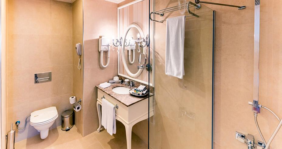 Vuni Palace Hotel Casino kipar sobe kupatilo