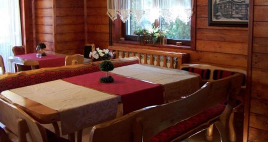 Aparthotel Mount Kopaonik restoran