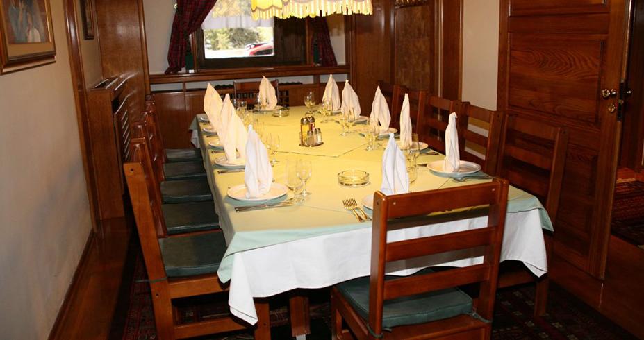 Aparthotel Nebeske Stolice 2 central restoran