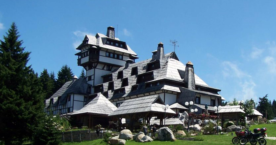 Aparthotel Nebeske Stolice 2 kopaonik zima skijanje