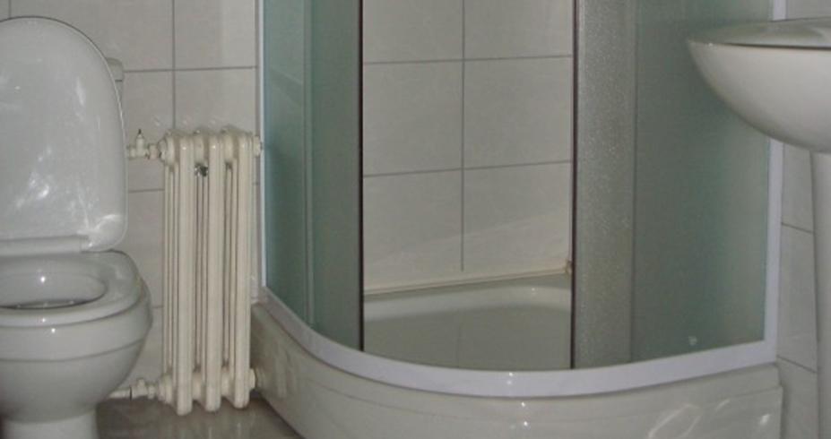 Apartmani SrbijašumE Kopaonik kupatilo