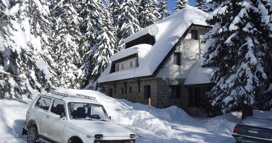 Apartmani SrbijašumE Kopaonik skijanje
