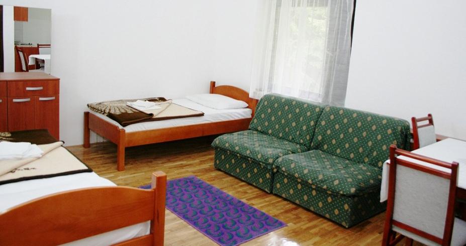 Apartmani SrbijašumE Kopaonik smestaj
