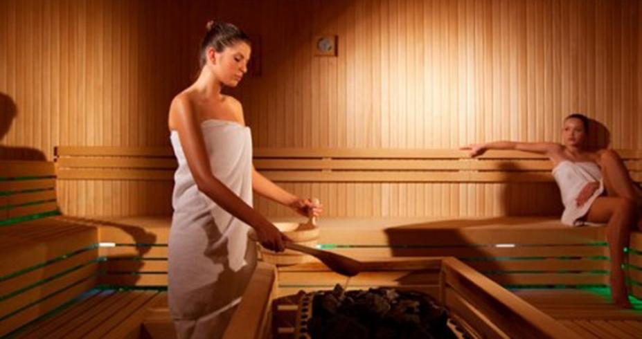 Family Hotel Angella kopaonik sauna