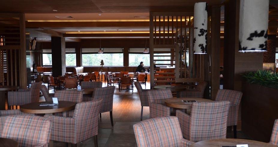 Grand Hotel Spa Kopaonik skijanje restoran