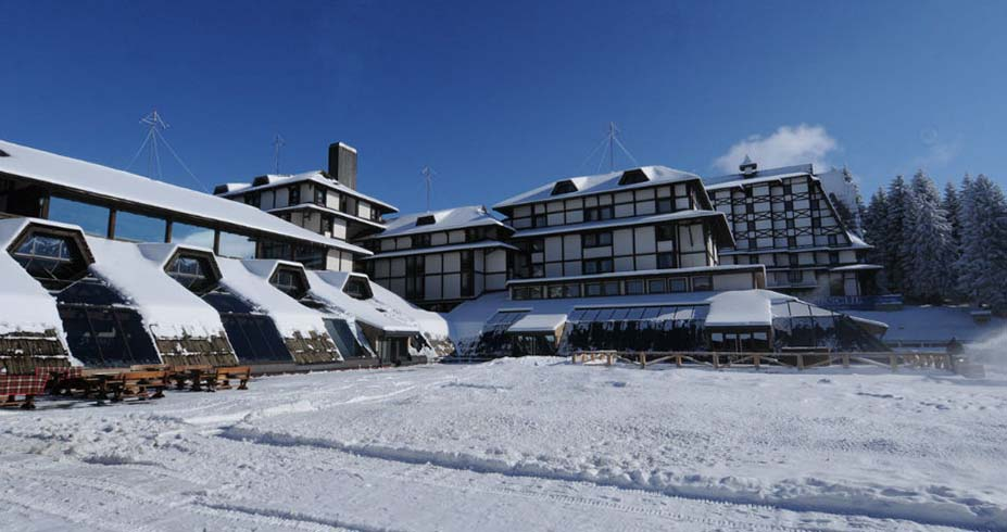 Grand Hotel Spa Kopaonik skijanje