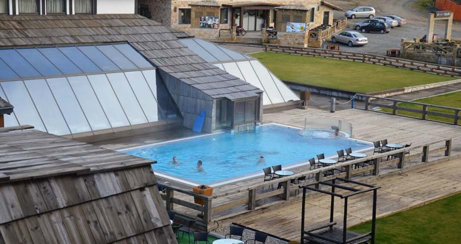 Grand Hotel Spa Kopaonik spoljnji bazen
