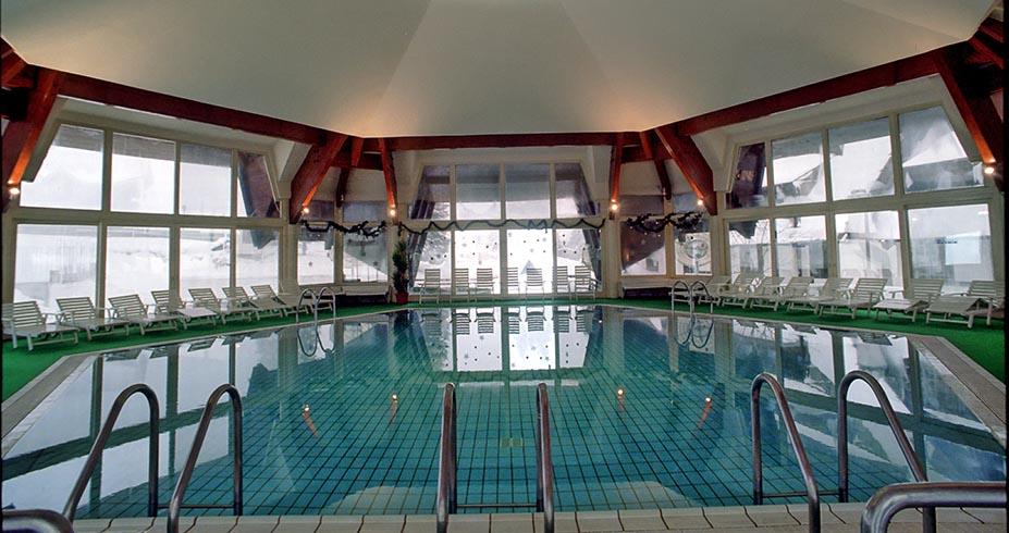 Hotel Club A Kopaonik bazen