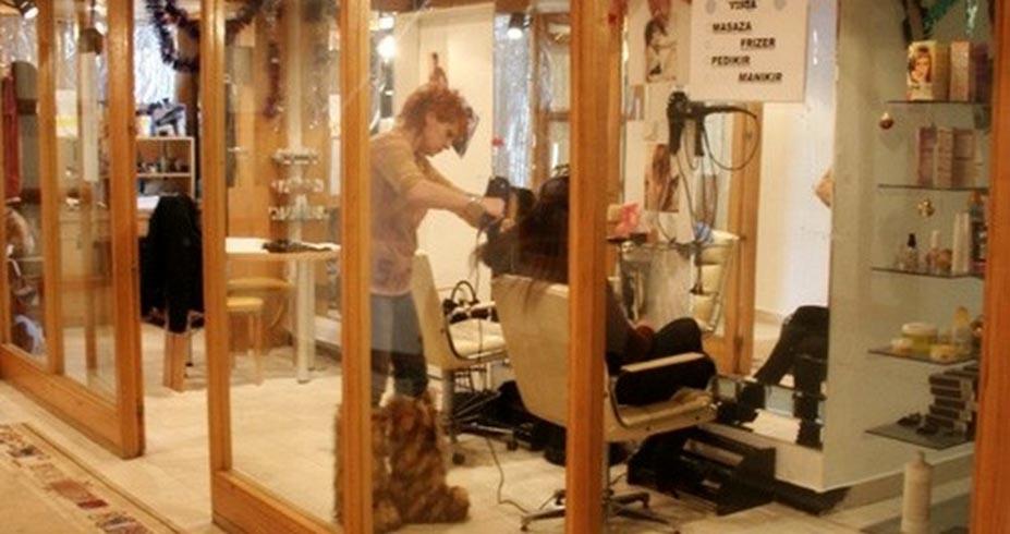 Hotel Club A Kopaonik frizer
