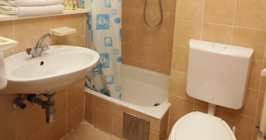 Hotel Club A Kopaonik kupatilo