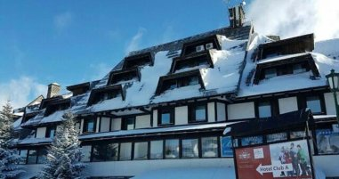Hotel Club A Kopaonik skijanje