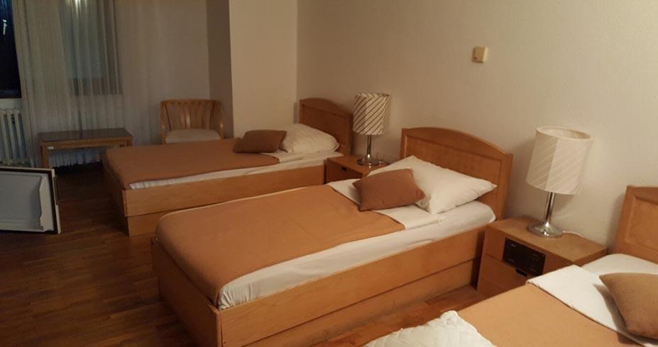 Hotel Club A Kopaonik trokrevetna soba