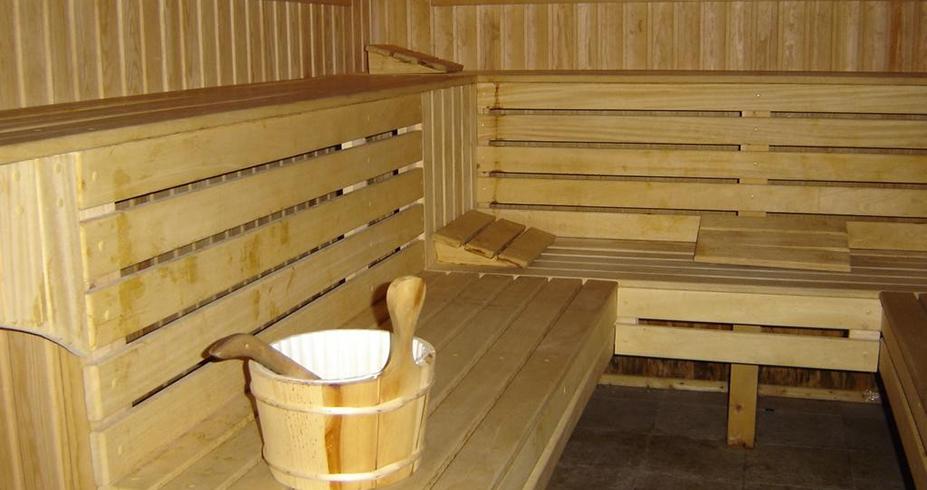Hotel Finlandia pamporovo bugarska sauna