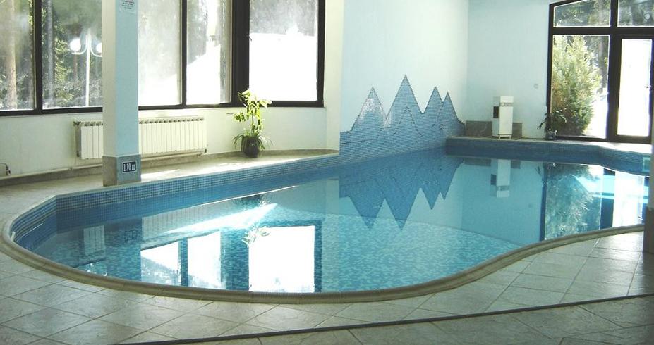 Hotel Finlandia pamporovo bugarska spa bazen