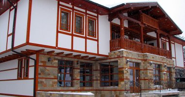 Hotel Merryan pamporovo bugarska