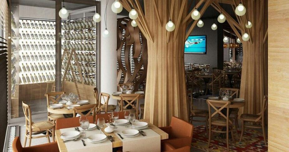 Hotel Perelik pamporovo bugarska restoran