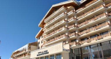 Hotel Perelik pamporovo bugarska