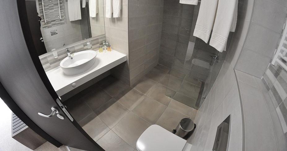 Hotel Perelik pamporovo kupatilo