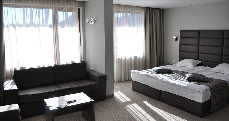 Hotel Perelik pamporovo soba