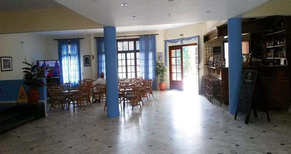 Hotel Petridis Pefkohori bar