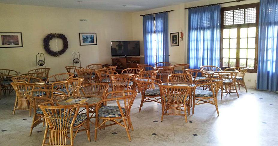 Hotel Petridis Pefkohori grcka bar