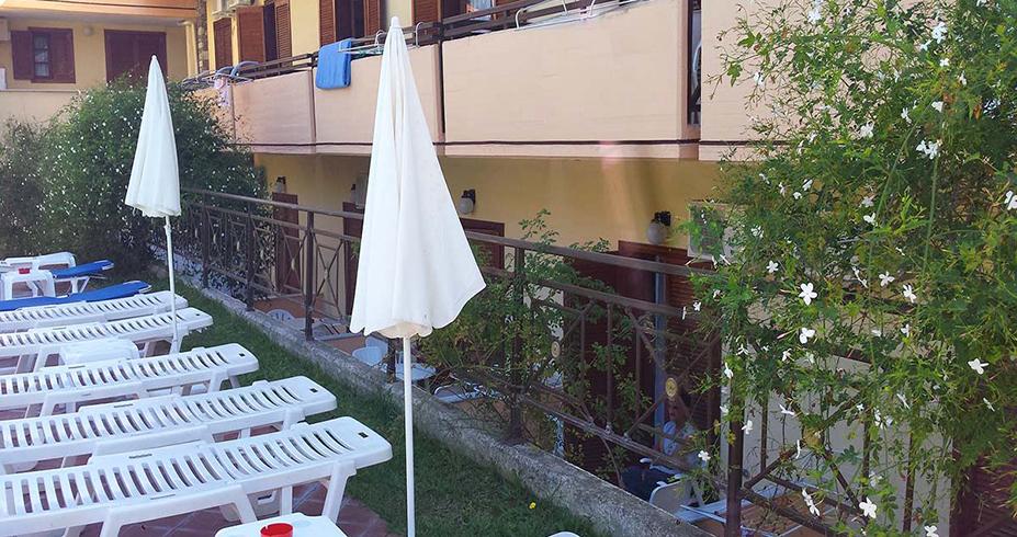 Hotel Petridis Pefkohori grcka letovanje