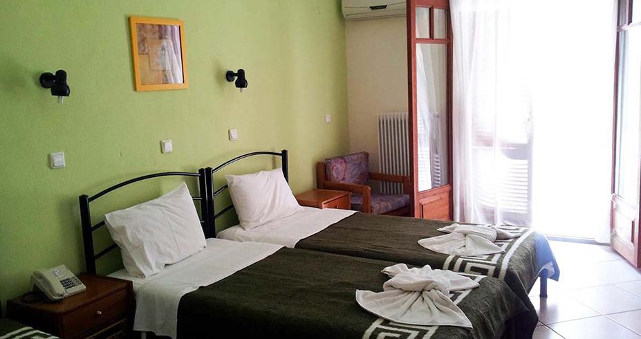 Hotel Petridis Pefkohori grcka smestaj