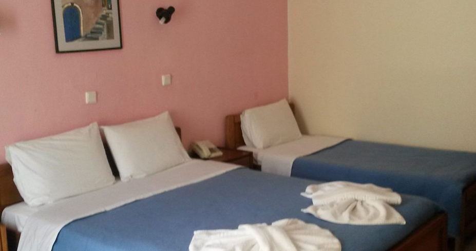 Hotel Petridis Pefkohori grcka soba