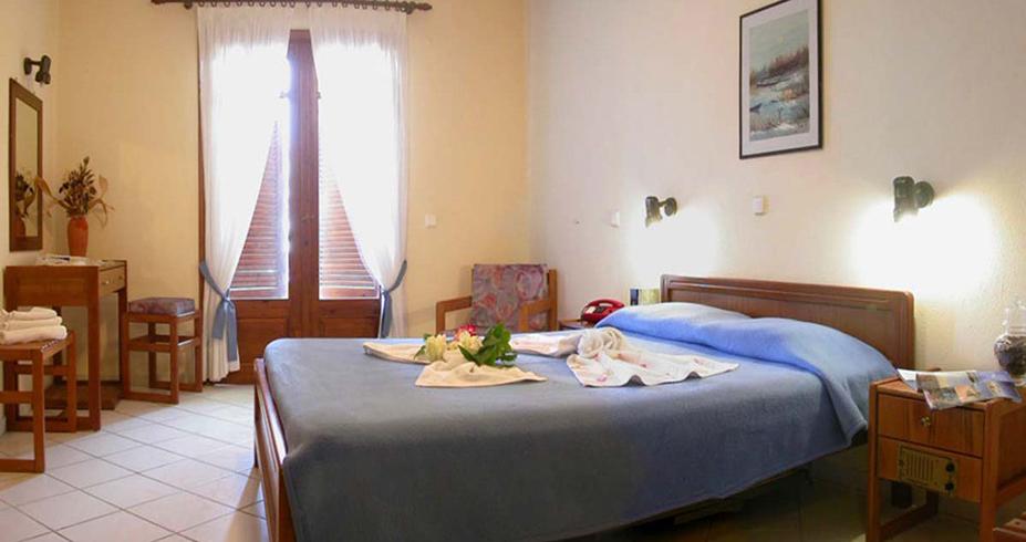 Hotel Petridis Pefkohori grcka sobe